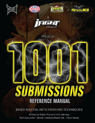 1001 Submissions: Mixed Martial Arts Finishing Techniques