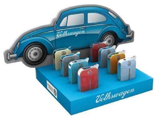 Pré sentoir de vente 8 BRIQUETS COCCINELLE sous licence officielle VW PF