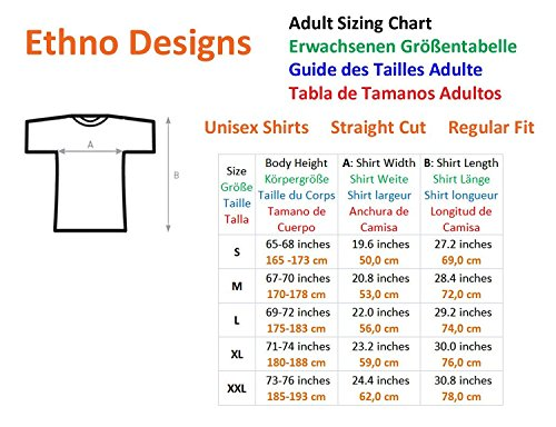 Ethno Designs African Wildlife - Men`s Animal T-Shirt Meerkats regular fit, size S, pistachio