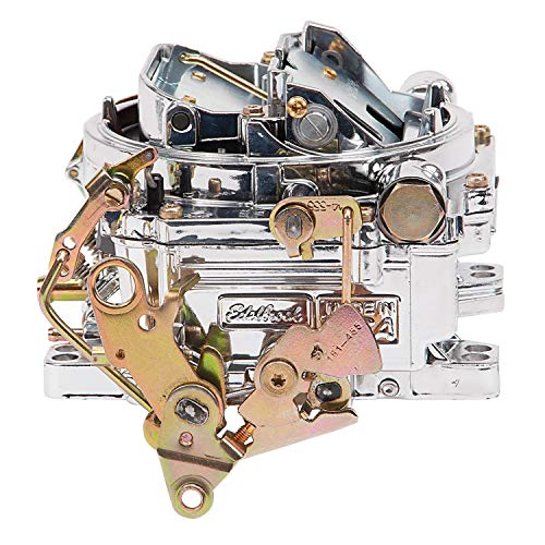 Edelbrock 19014 AVS CARB (Edelbrock Carburetor Endurashine)