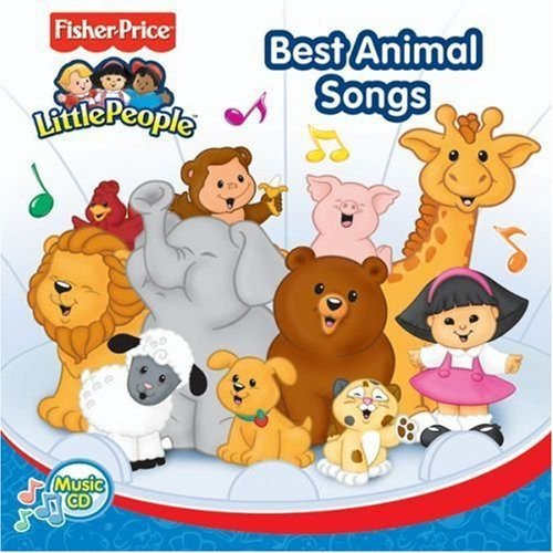 Fisher Price Little People: Best Animal Songs