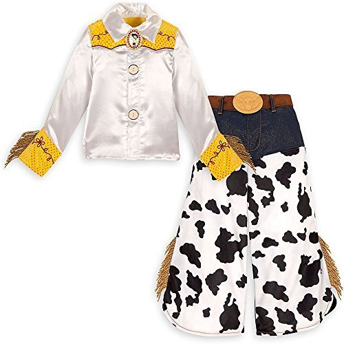 Disney Store Toy Story 3 Jessie Cowgirl Girl Dress up COSTUME Size: XXS (2 / (Toy Story Cowgirl Costumes)