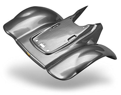 Maier USA 11733-30 Honda TRX250X/300EX Rear Fender - Black Carbon Fiber
