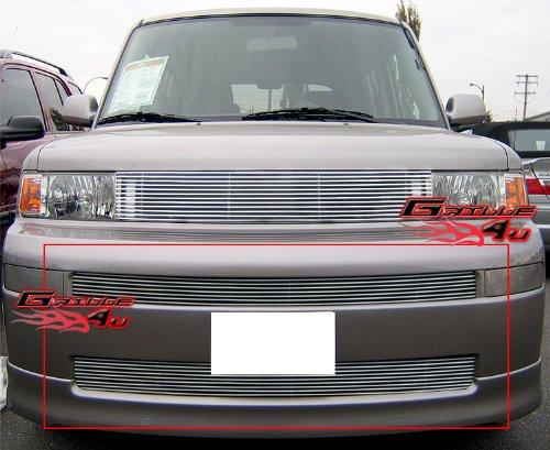 APS Compatible with 2003-2007 Scion XB Lower Bumper Billet Grille Insert T65441A