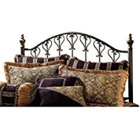 Hillsdale Furniture 1332HK Huntley Headboard, King, Dusty Bronze