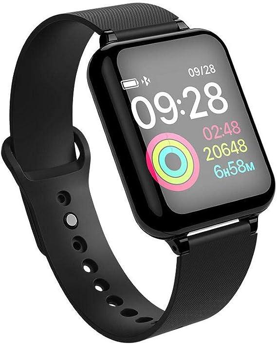 Amazon.com: Teepao B57 - Reloj inteligente para hombre ...