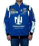 2015 Dale Earnhardt Jr. Nationwide Nascar Jacket Royal (4X)