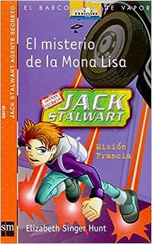 El Misterio De La Mona Lisa: Misión Francia por Brian Williamson