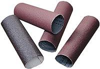 A&H Abrasives 918699, 4-pack, Sanding Sleeves, Aluminum Oxide, (j-weight), Pump, 4x9 Aluminum Oxide 150j Pump Sander Sleeve