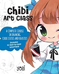 InChibi Art Class, renowned anime artist Yoaihime teaches you the art of chibi, step by adorable step. Anime artist Yoaihas captivated a huge audience with her adorable chibi drawings, and now she's ready to share her secrets with yo...