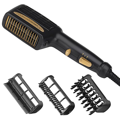 Infiniti Pro by Conair GOLD 1875 Watt 3-in-1 Styler, Black/Gold (Black And Gold Hair Dryer compare prices)