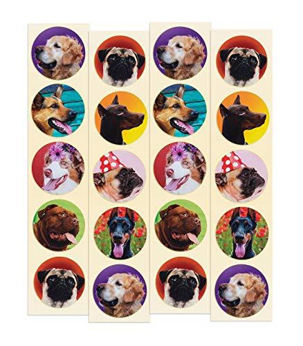 (Dog Stickers   1.5