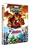 Marvel: Iron Man, El Invencible + Ultimate Avengers 1 Y 2 (3 Dvd) (Import Movie) (European Format - Zone 2)