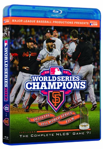 Series Media Wallet - 2012 World Series Champions: San Francisco Giants [Blu-ray]