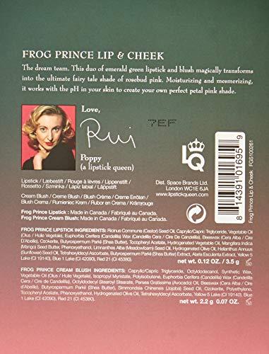 Lipstick Queen 2 Piece Set, Frog Prince & Cheek