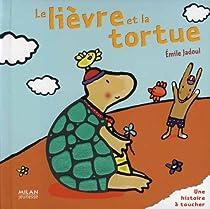Le lièvre et la tortue par Jadoul