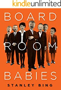 Board Room Babies (Kindle Single)