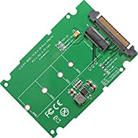 IO Crest M.2 PCIe I/F NVMe SSD to U.2 2.5-Inch SSD Adapter with Cable 2.5 SI-ADA40123