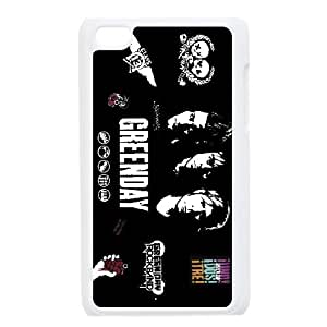 Ipod Touch 4 Phone Case for Green Day pattern design