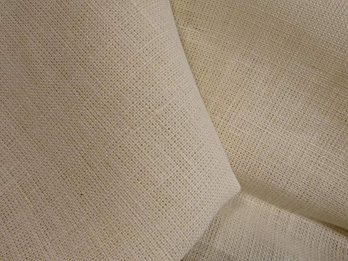Organic Cotton Plus 100% Hemp Duck Fabric - Natural - By the Yard