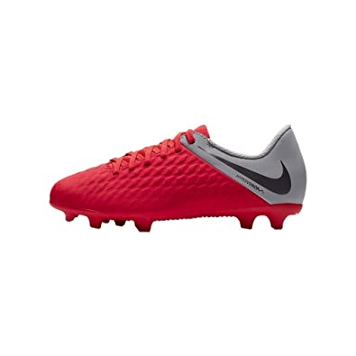 watch 5ea1b b86a6 Amazon.com | Nike Kids' Hypervenom Phantom 3 Club FG Soccer ...