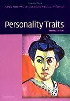 Personality Traits by Gerald Matthews…
