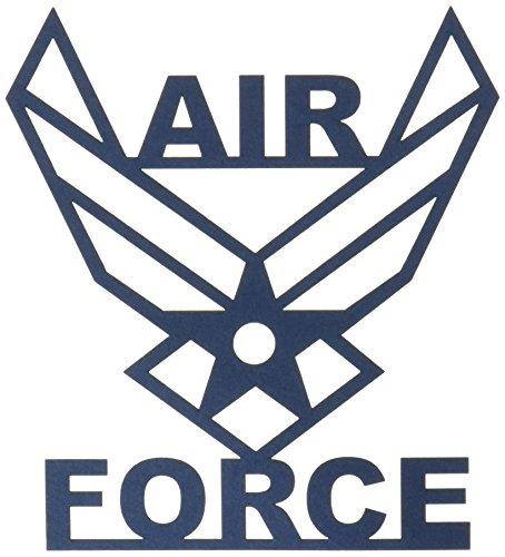 Air Force Laser Cut - SCRAPBOOK 101 Cardstock Laser Die-Cuts-Air Force