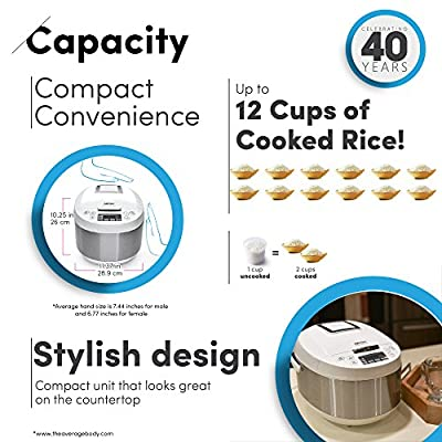 Aroma-Housewares-ARC-6206C-Ceramic-Rice-CookerMulticooker-White