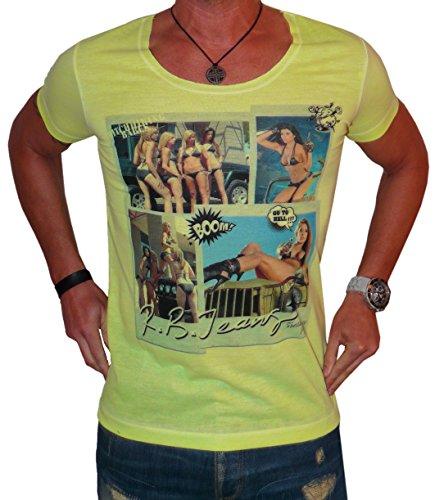 Redbridge by Cipo&Baxx Shirt Herren Grösse XL