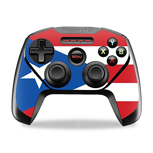 (MightySkins Protective Vinyl Skin Decal for SteelSeries Nimbus Controller case wrap cover sticker skins)