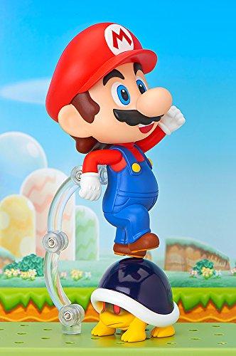 Good Smile Super Mario: Mario Nendoroid Action Figure