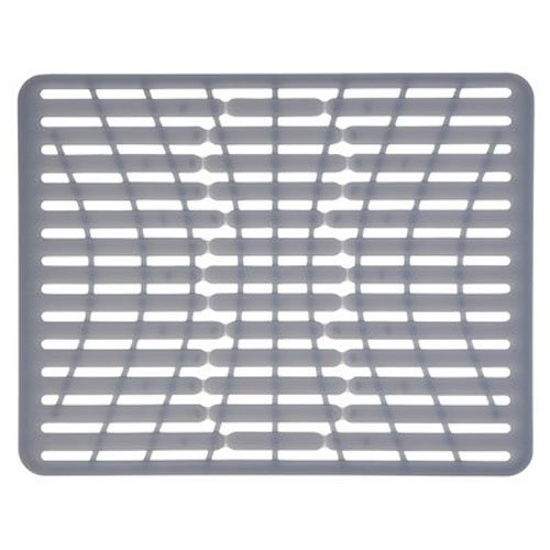 (OXO Good Grips PVC Free Silicone Sink Mat, Large)