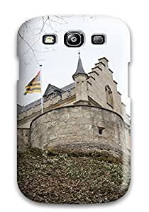 XTMASJb1103MVLuh Case Cover Protector For Galaxy S3 Burg Callenberg Case