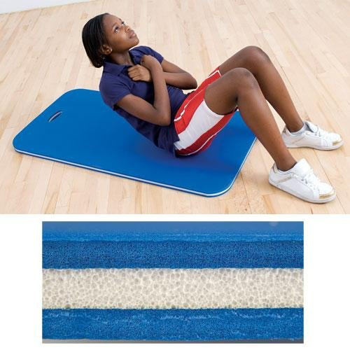 BSN Dual Density Work Out Mat