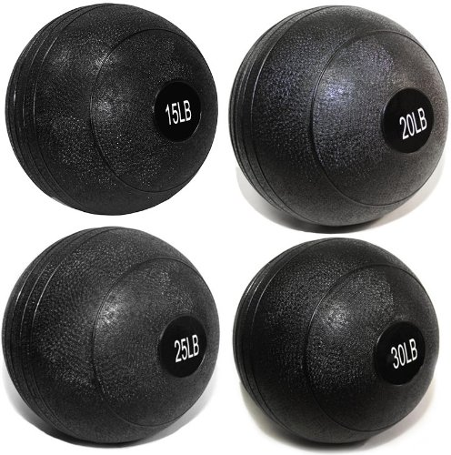 Valor Athletics Slam Ball Set - 15-20-25-30 lbs. by Ironcompany.com