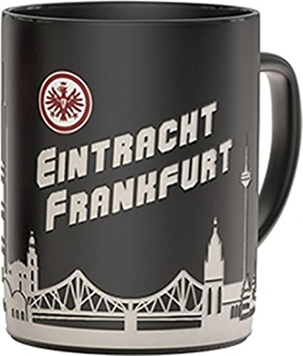Eintracht Frankfurt Tasse Black