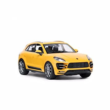Porsche Macan Turbo RC Car Officially Licensed Replica Model Remote Control Vehicle 1/14 Scale