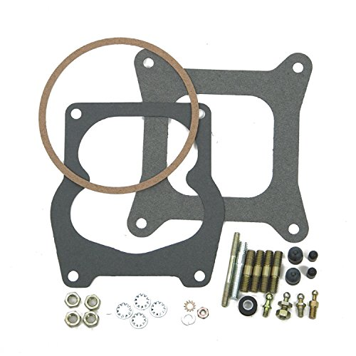 Holley 20-124  4-Barrel Carburetor Installation Kit