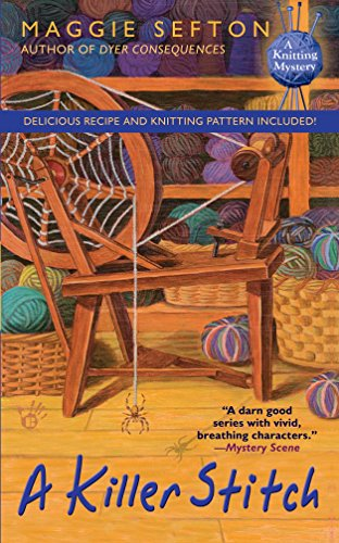 - A Killer Stitch (Knitting Mysteries, No. 4)