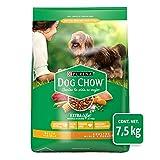 Dog Chow Comida para Perros Adultos Minis y Pequeños con Extralife 7.5 kg