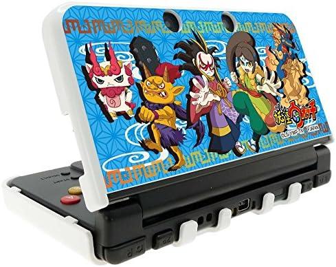 妖怪ウォッチ new NINTENDO 3DS 専用 カスタムハードカバー 和柄 Ver.