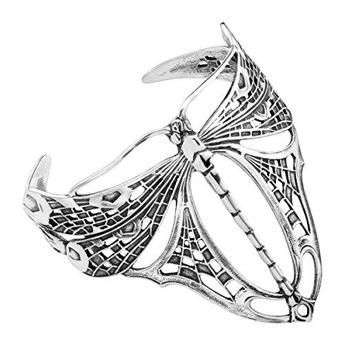 van-kempen-art-nouveau-dragonfly-cuff-bracelet-in-sterling-silver