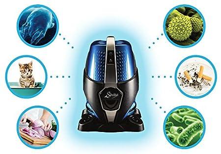 Sirena - Sistema de limpieza integral para personas alérgicas: Amazon.es: Hogar