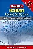 Berlitz: Italian Pocket Dictionary (Berlitz Pocket Dictionary)
