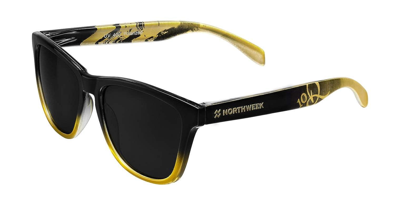 Northweek x Ronaldinho Edition - Gafas de Sol para Hombre y Mujer, Polarizadas