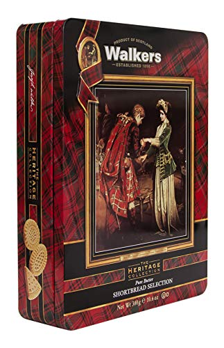 Walkers Shortbread Flora MacDonald
