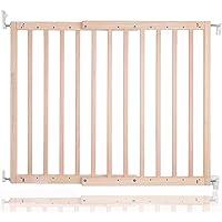 Safetots–Tornillo de madera para puerta de seguridad, Natural
