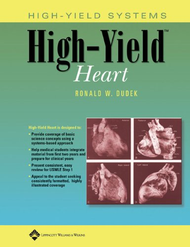 High-Yield Heart (High-Yield Systems Series)