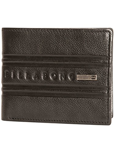 Wallet Billabong Billabong Black Phoenix Snap Leather Snap in Leather Phoenix F50nqtU