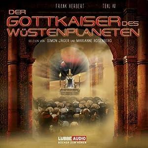 Der Gottkaiser des Wüstenplaneten (Dune 4) Hörbuch